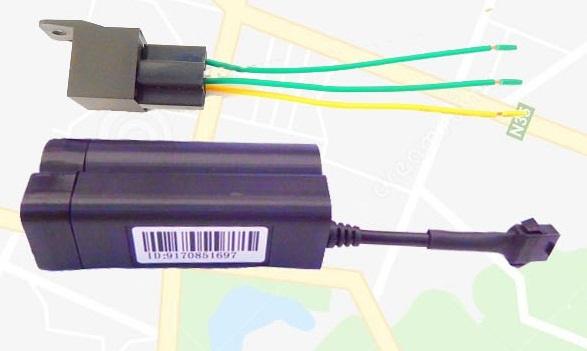 SimTrack Motor Blokajlı Araç-Motorsiklet GPS Takip Cihazı